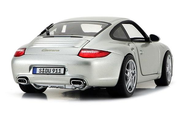 โมเดลรถ โมเดลรถเหล็ก โมเดลรถยนต์ Porsche 911 carrera S 2