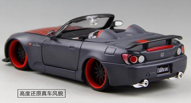 โมเดลรถ โมเดลรถเหล็ก โมเดลรถยนต์ Honda S2000 4