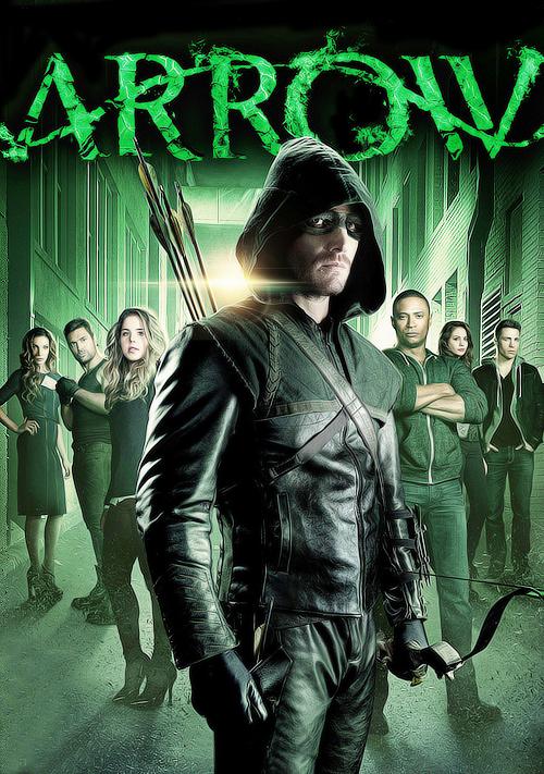 Arrow Season 2 โคตรคนธนูมหากาฬ ซีซั่น 2 [พากย์ไทย]