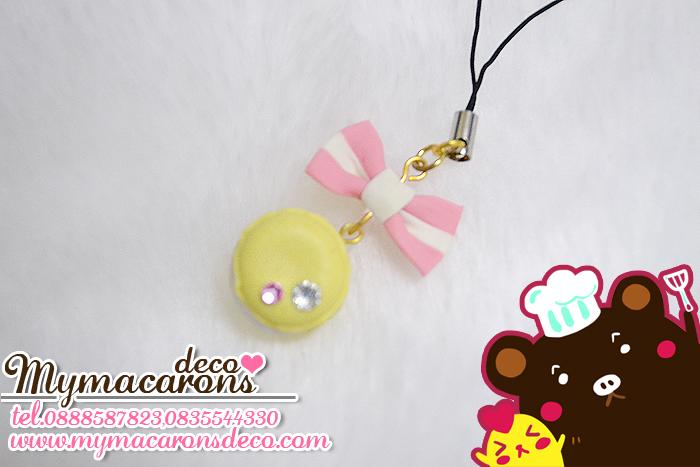 Macarons bow