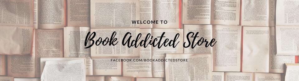 Book Addicted Store เพราะชีวิตขาดหนังสือไม่ได้