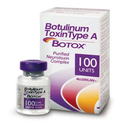 Botox Allergan 100u (อย.ไทย)