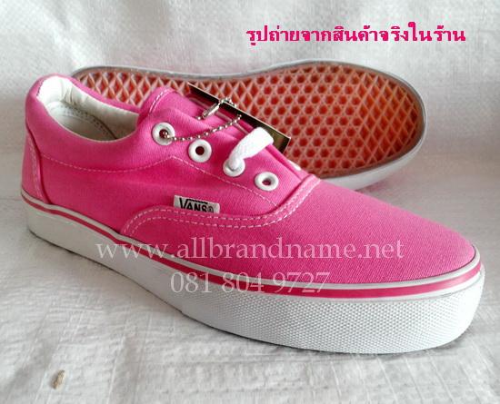 รองเท้าผ้าใบแวน Vans Era size 36-40
