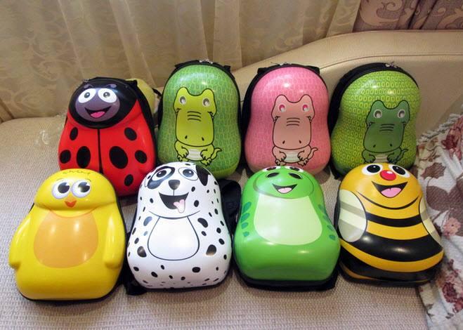 กระเป๋าเป้เด็ก crocs