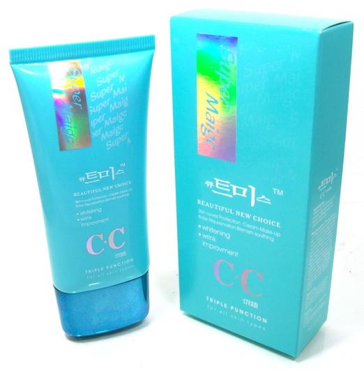 ฮอต บิวตี้ Skin Care Super to be Beautiful Girl C.C Cream SPF35 PA+++