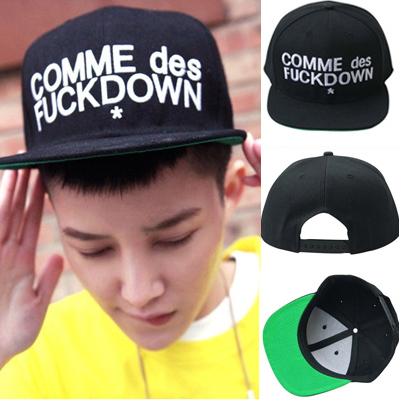 หมวกแฟชั่น | หมวก COMME des FUCKDOWN แฟชั่นเกาหลี