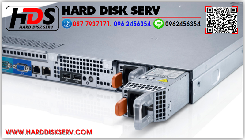 Dell Power Supply 870W for Dell PowerEdge R710 T610 Servers