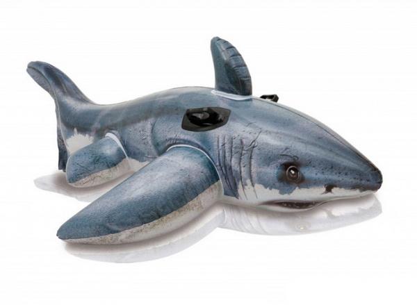 Intex Great Whit Shark Ride-On