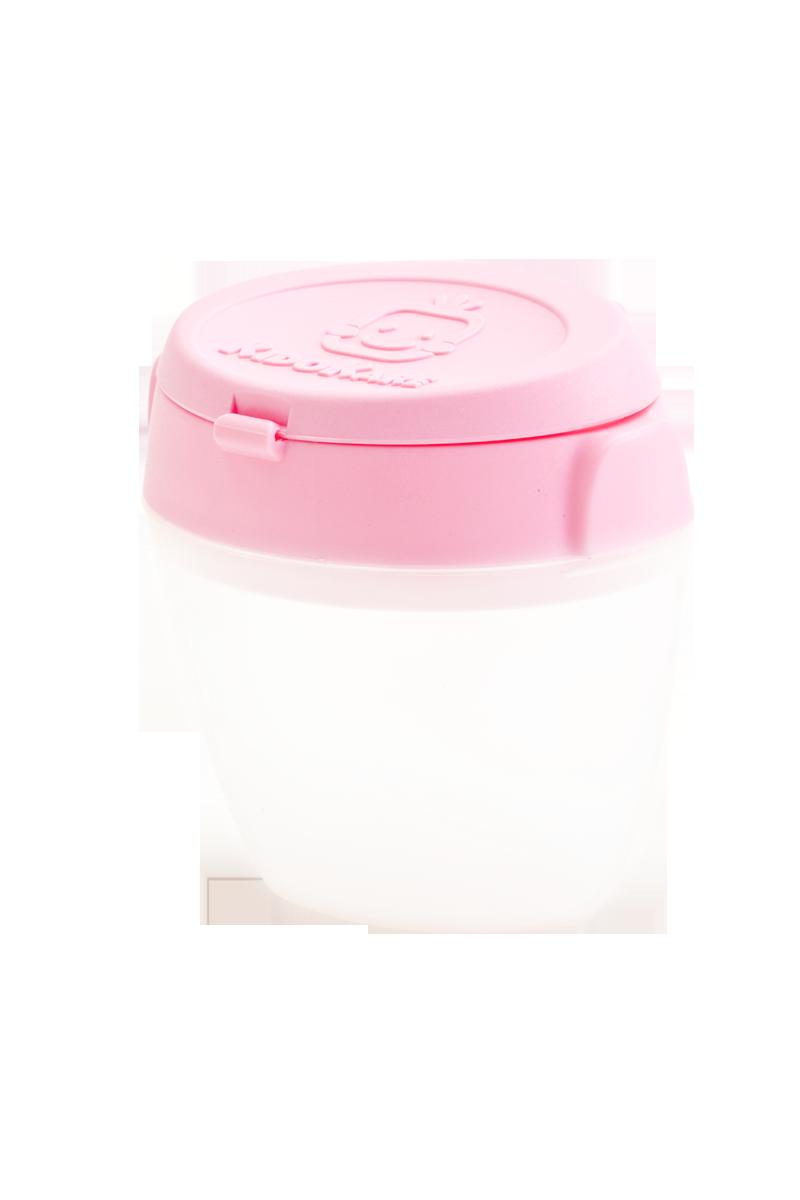 KK-03 กล่องเก็บขนม Snack Box (ชมพู)