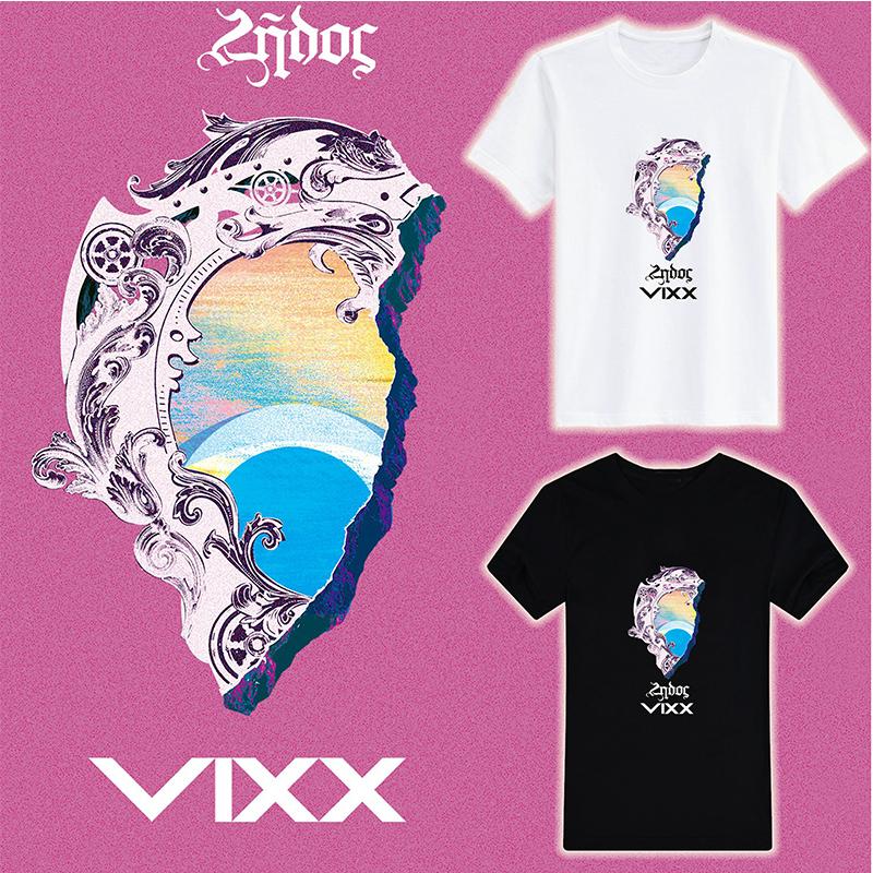 เสื้อยืด VIXX (ระบุสี ไซส์)