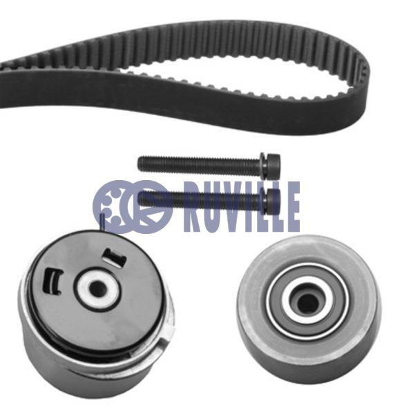 ชุดลูกลอก+สายพานราวลิ้น(ไทม์มิ่ง) CRUZE 1.8L (ครูซ) / Timing Belt Kit, 93180815, 55574864, 24436052