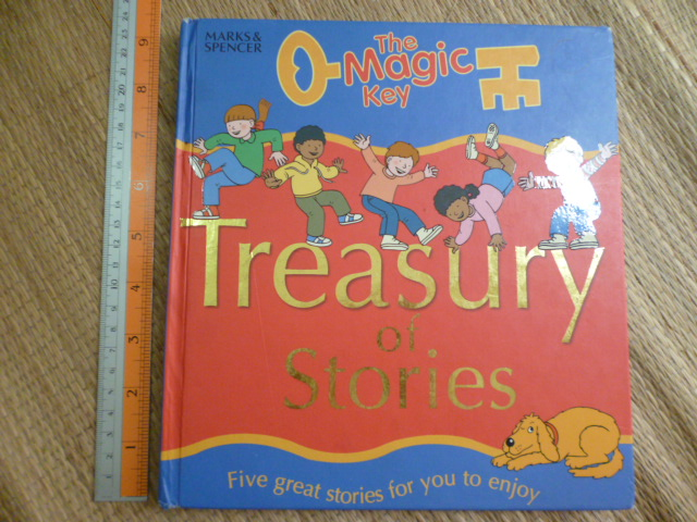 The Magic Key Treasury of Stories