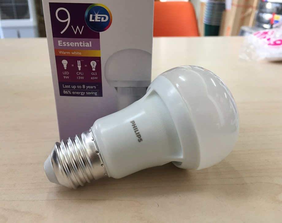 Philips ESS LED 9W Warmwhite