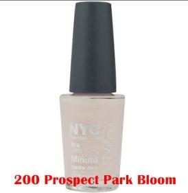 Prospect Park Bloom
