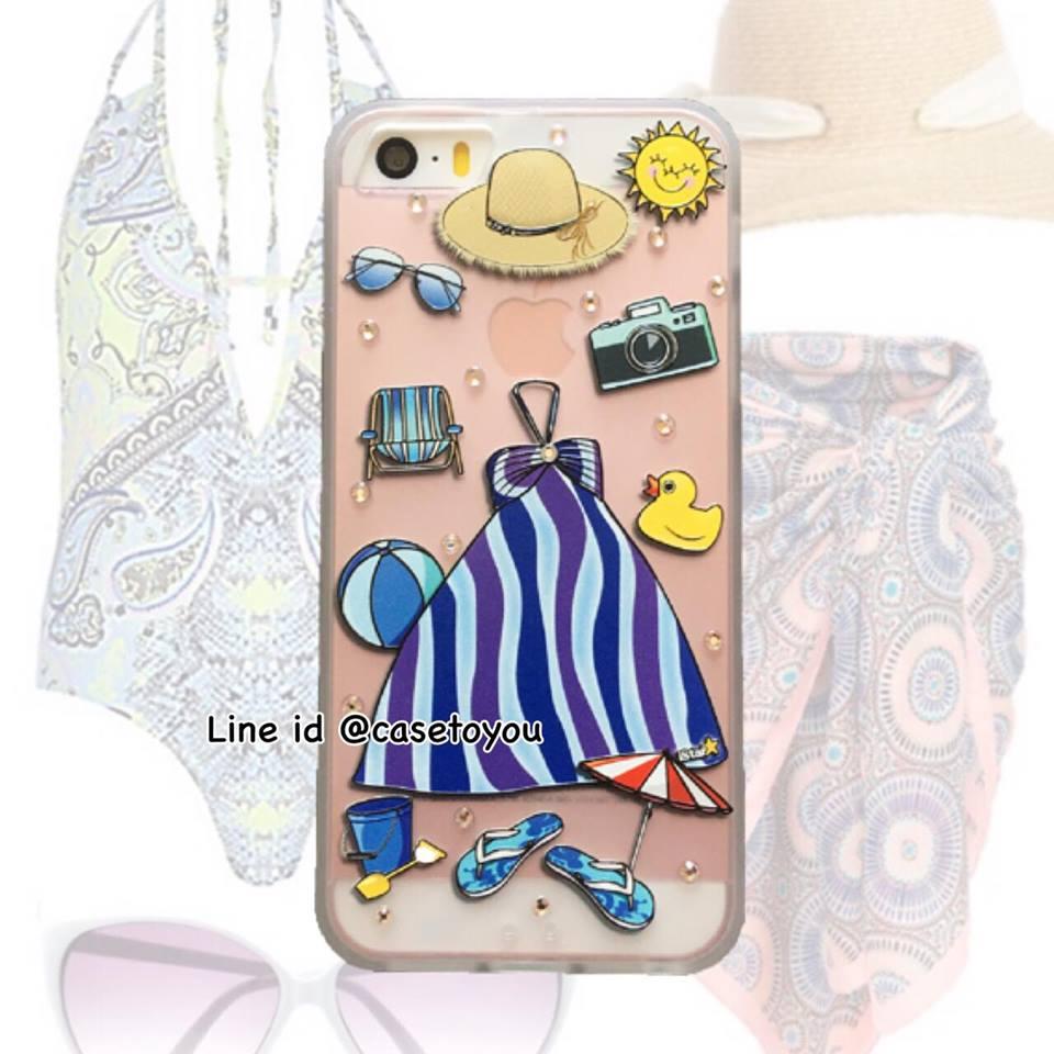 เคสสุดชิค สไตล์สาวเปรี้ยว New 03 iPhone 5/5S/SE