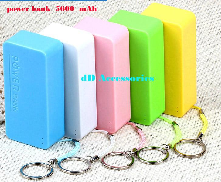POWER BANK 5600 mAh dD Accessories (PB-056F)
