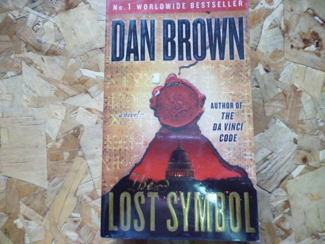 The Lost Symbol (ขอบมีจุดสีน้ำตาล)