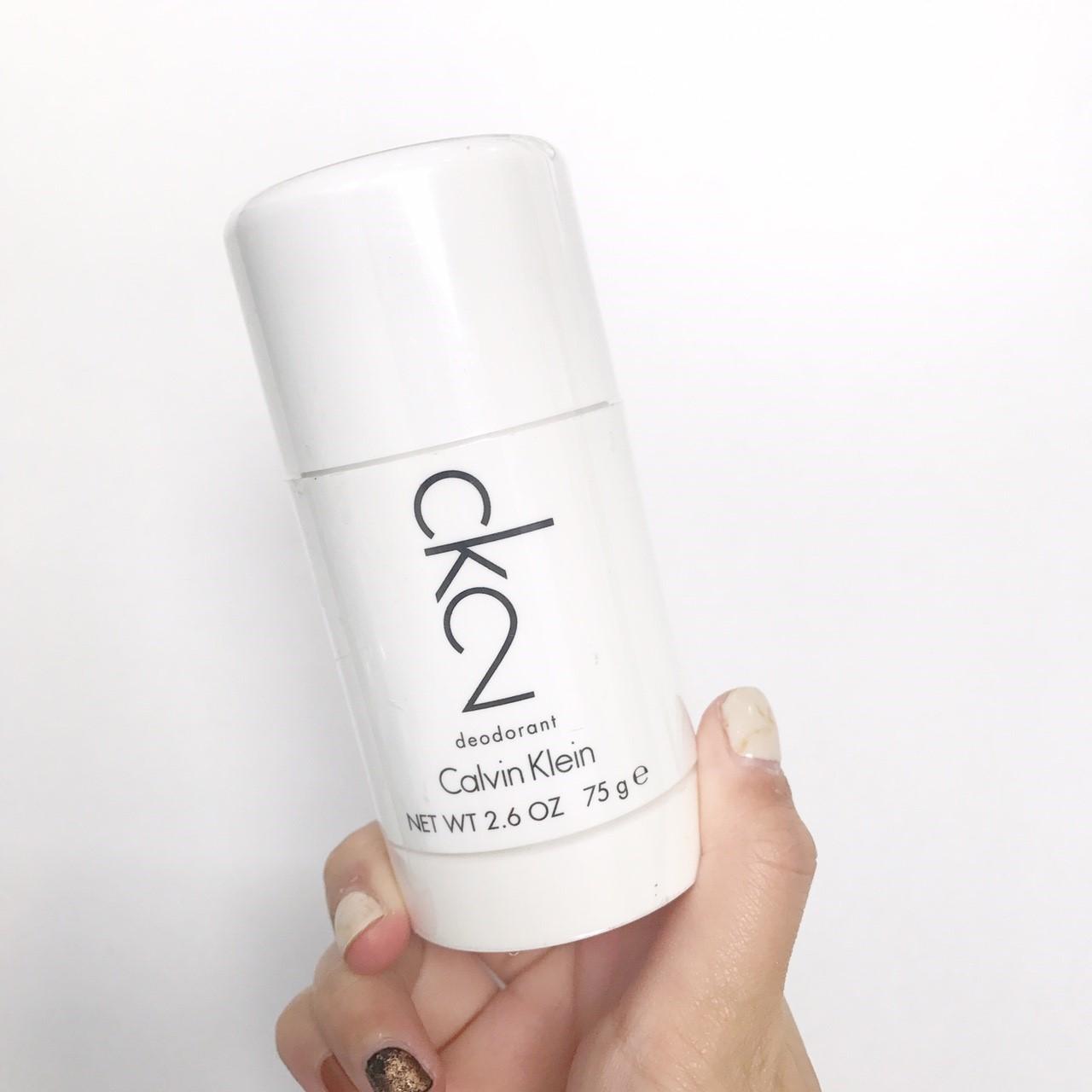 โรลออน CK2 for women Deodorant Stick 75g. ของแท้