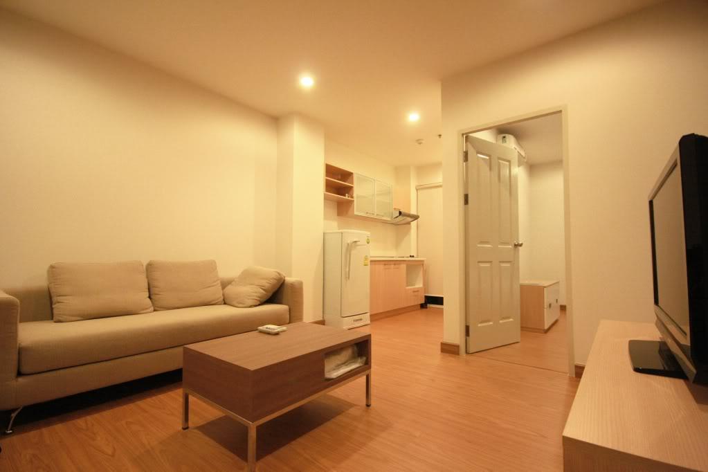 รหัสทรัพย์ 44633 ให้เช่าคอนโด เดอะ คอมพลีท ราชปรารภ / THE COMPLETE RAJAPRAROP 1 ห้องนอน 1 ห้องน้ำ พื้นที่ 39 ตร.ม. ชั้น 19 ห้องทิศตะวันออก