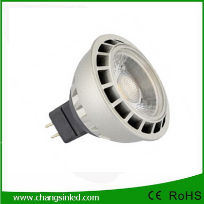 หลอดไฟ LED MR16 GU5.3 COB 5W Spot lamp
