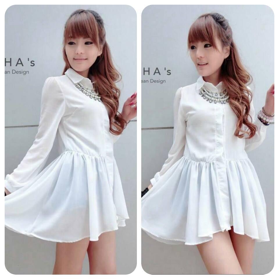 Korean Simply Shirt C139-54A04