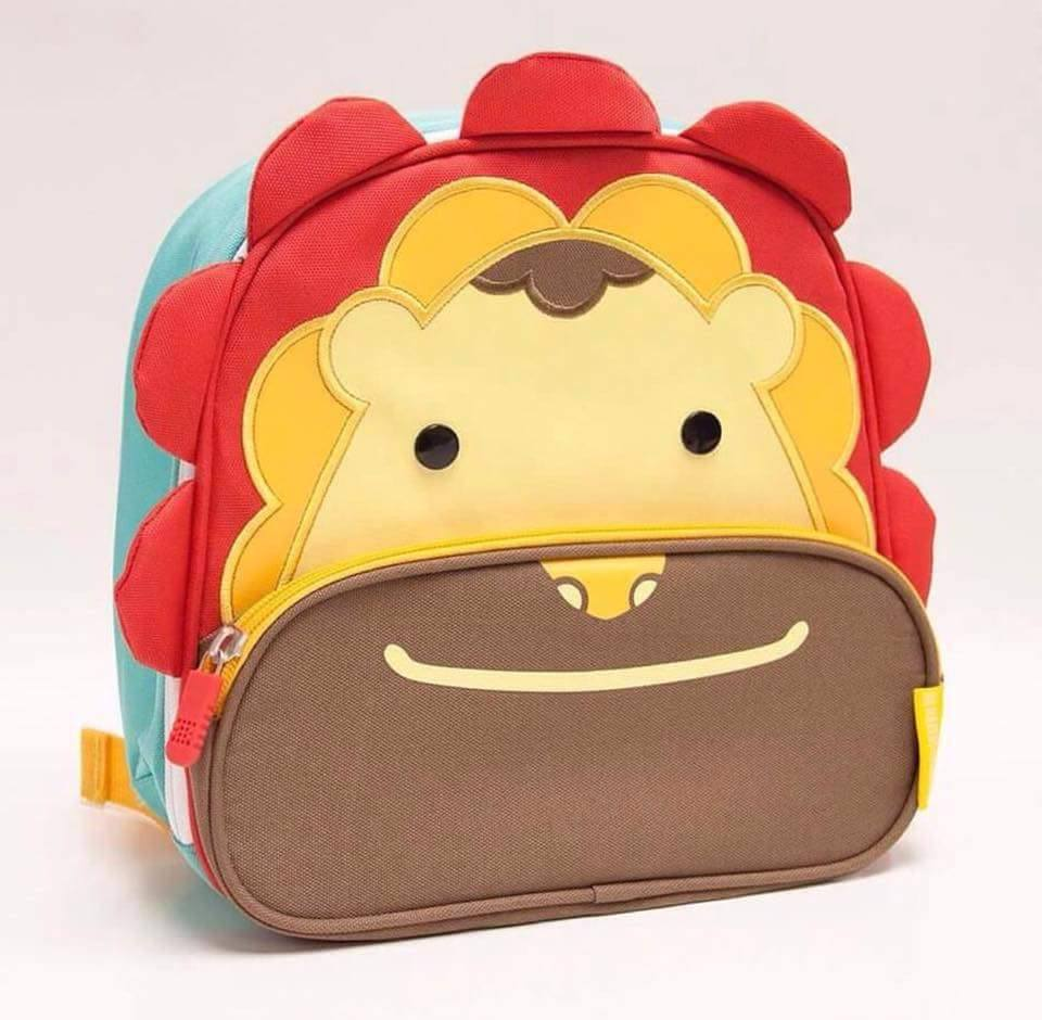 INSULATED LUNCH BAG ( Lion )