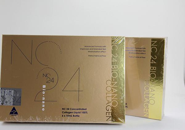 NC24 Bio-nano Concentrated Placenta Liquid 100% เซรั่มรกแกะบริสุทธิ์เข้มข้น 100%