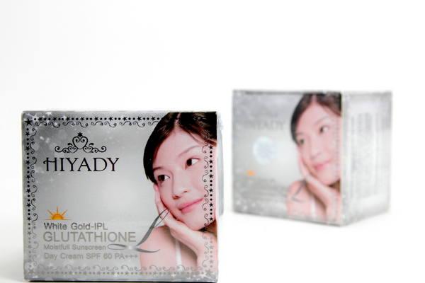 Hiyady Day Cream 1@199 ครีมไฮยาดี้ กล่องเงิน สูตรกลางวัน
