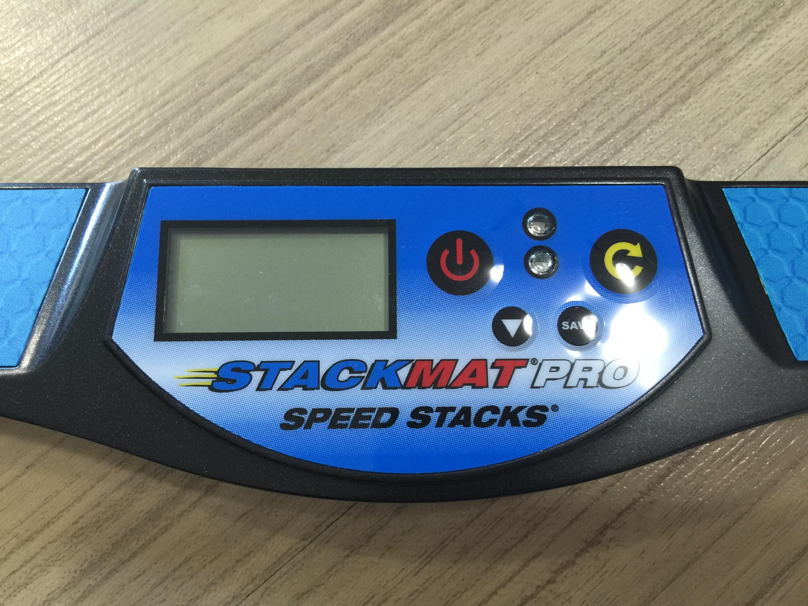 SpeedStacks StackmatPro Generation 3 Timer + Pro Mat + Hand Bag