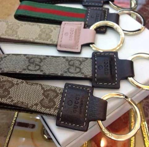 สายห้อยพวงกุญแจ Gucci Key Chain พวงกุญแจ Gucci คุณภาพเยี่ยม