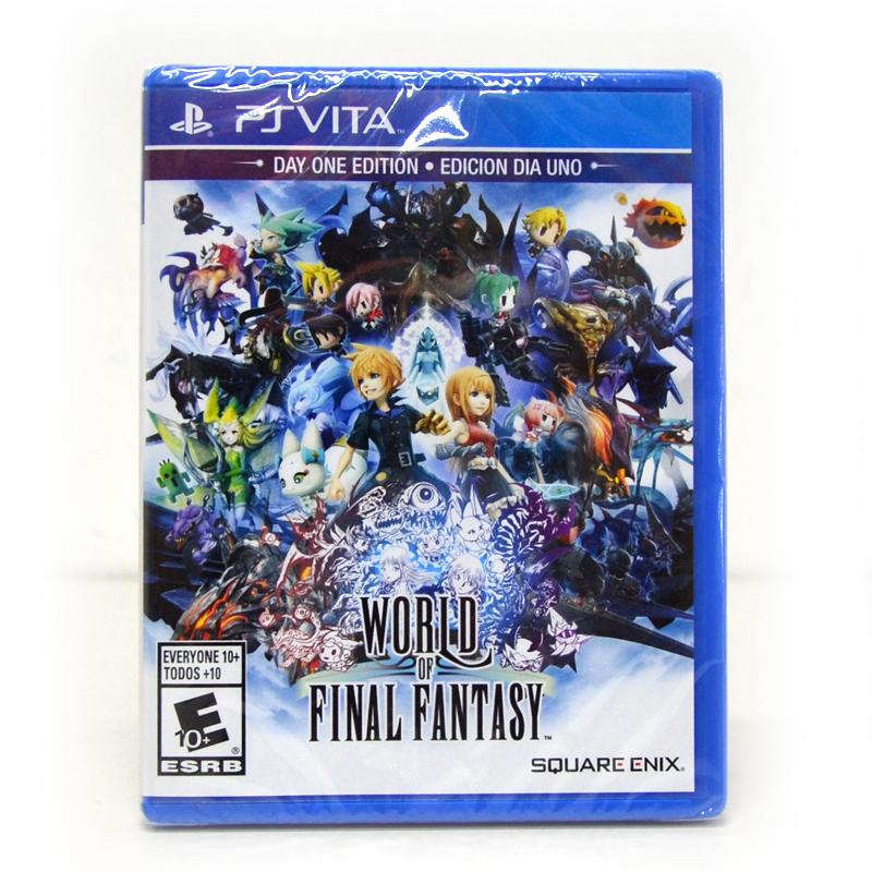 PS Vita™ World of Final Fantasy Zone 1 US / English