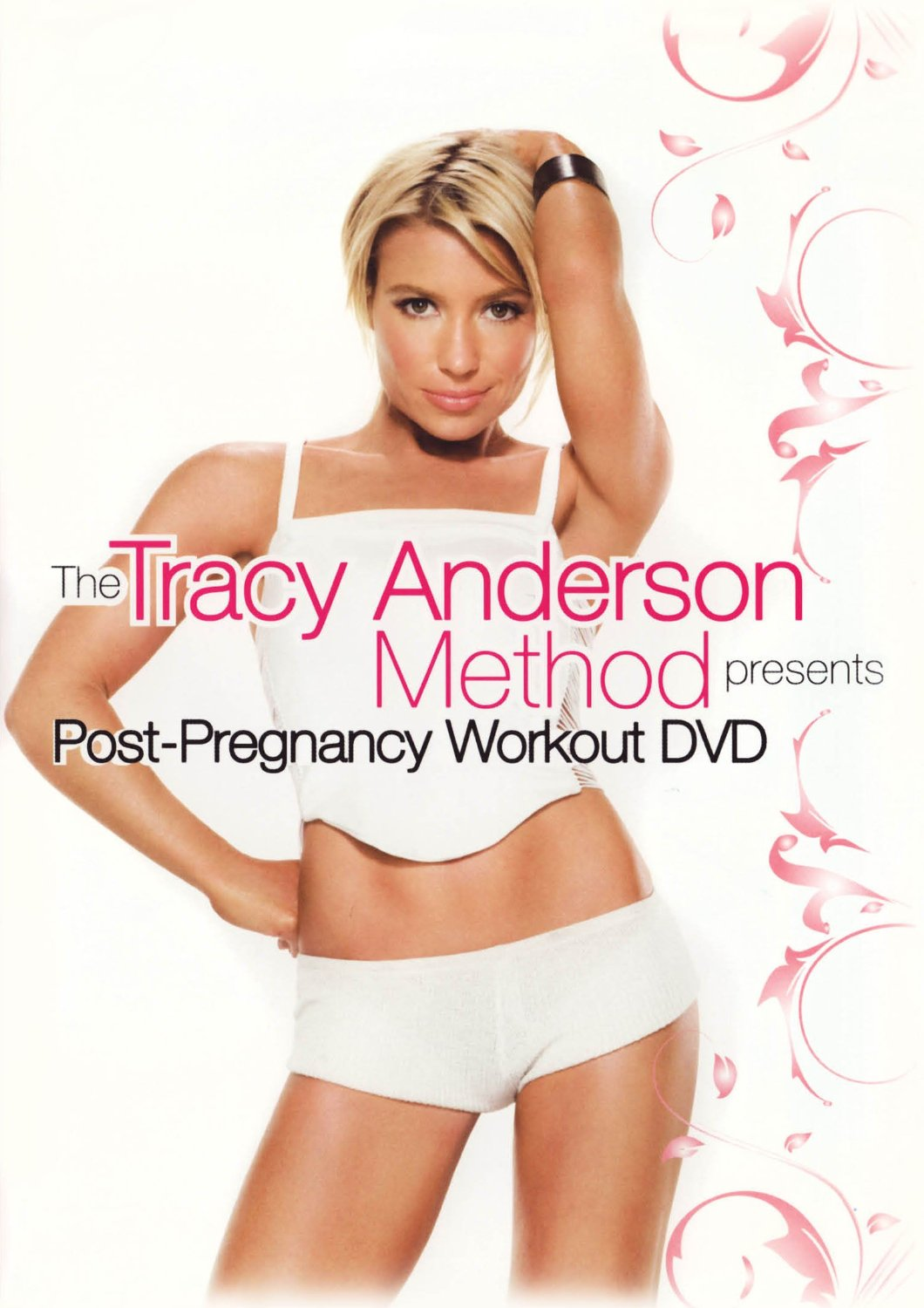 The Tracy Anderson Method Post Pregnancy Workout