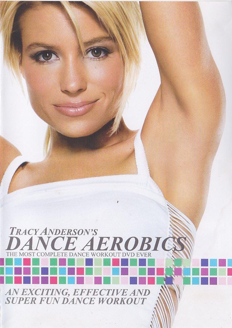 Tracy Anderson Dance Aerobics