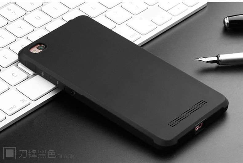 เคส Xiaomi Redmi 5A Simple TPU