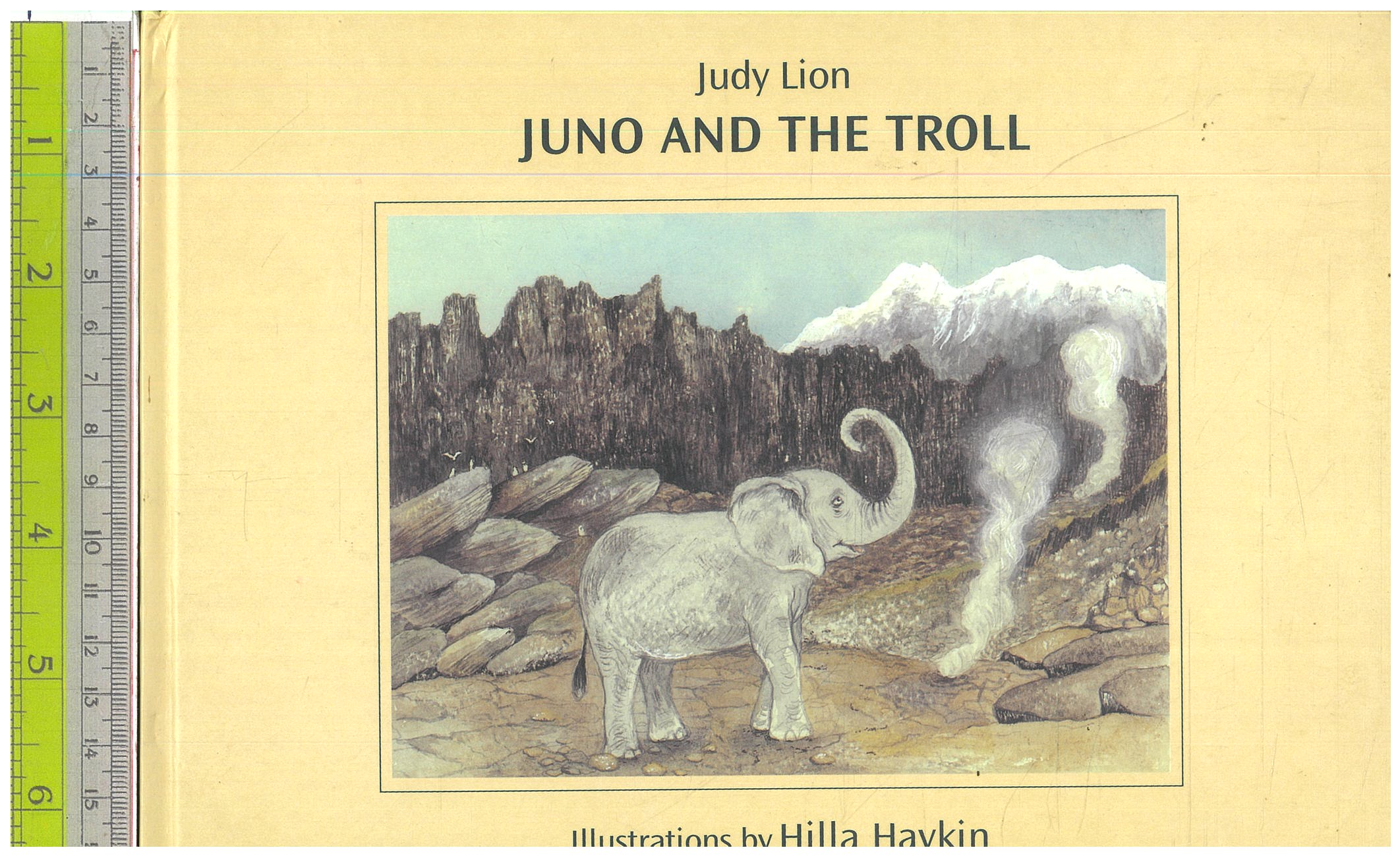 Juno and The Troll