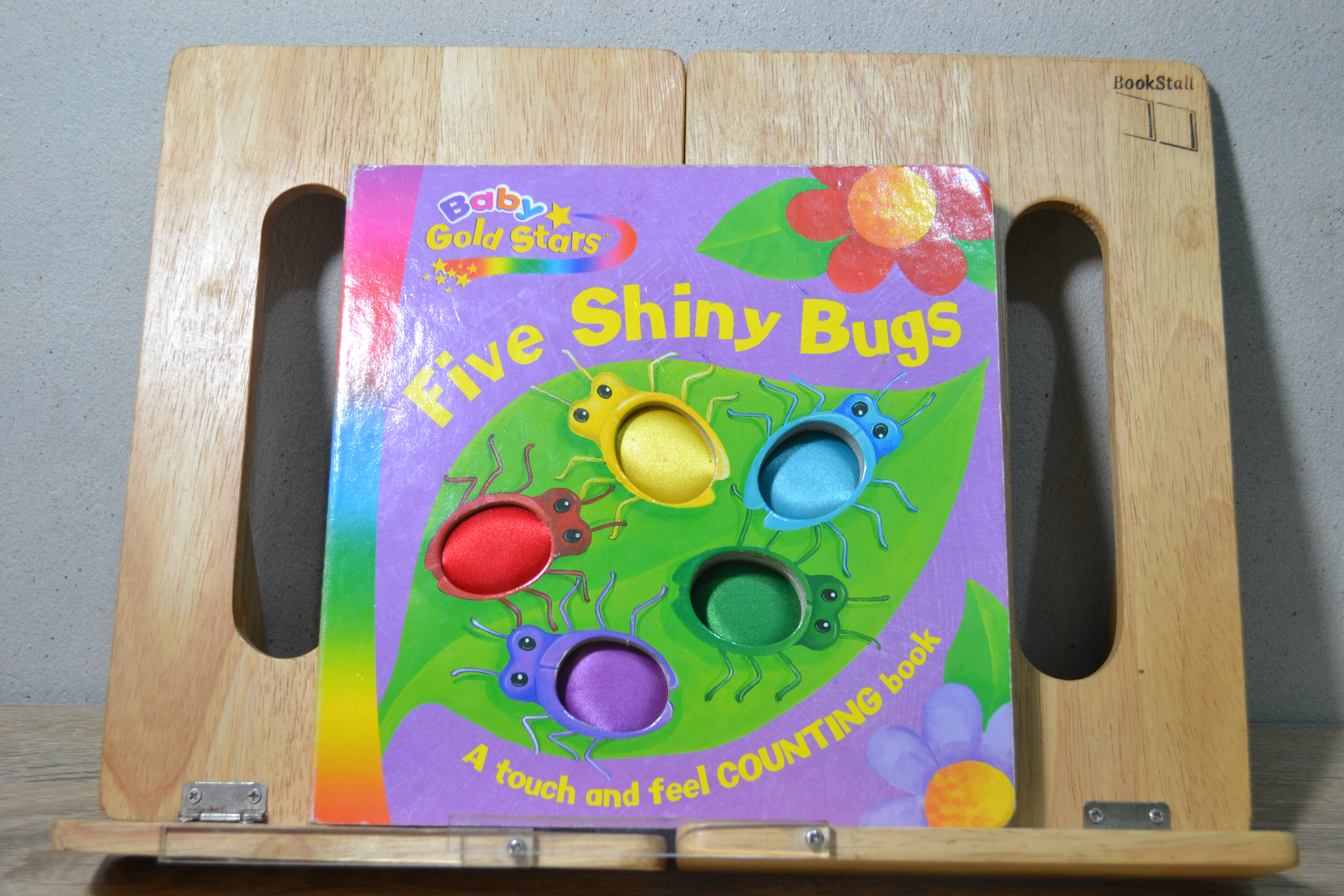 Five Shiby Bugs