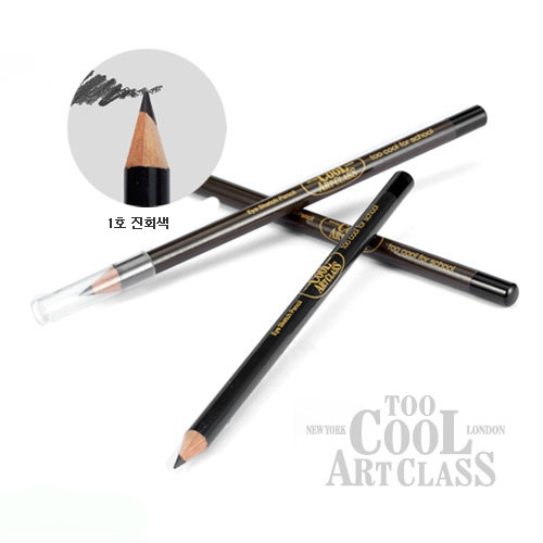 Too cool for school Eye Sketch Pencil ++ No.1 สีดำ ++