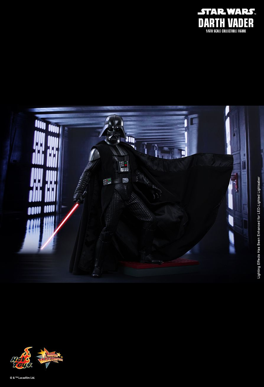 Hot Toys MMS279 Star War: Episode IV A NEW Hope - Darth Vader