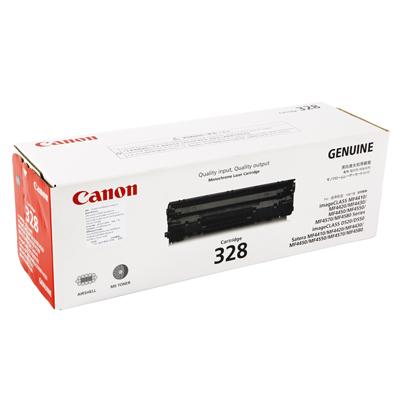 Canon 328 Cartridges ตลับหมึกใหม่ของแท้