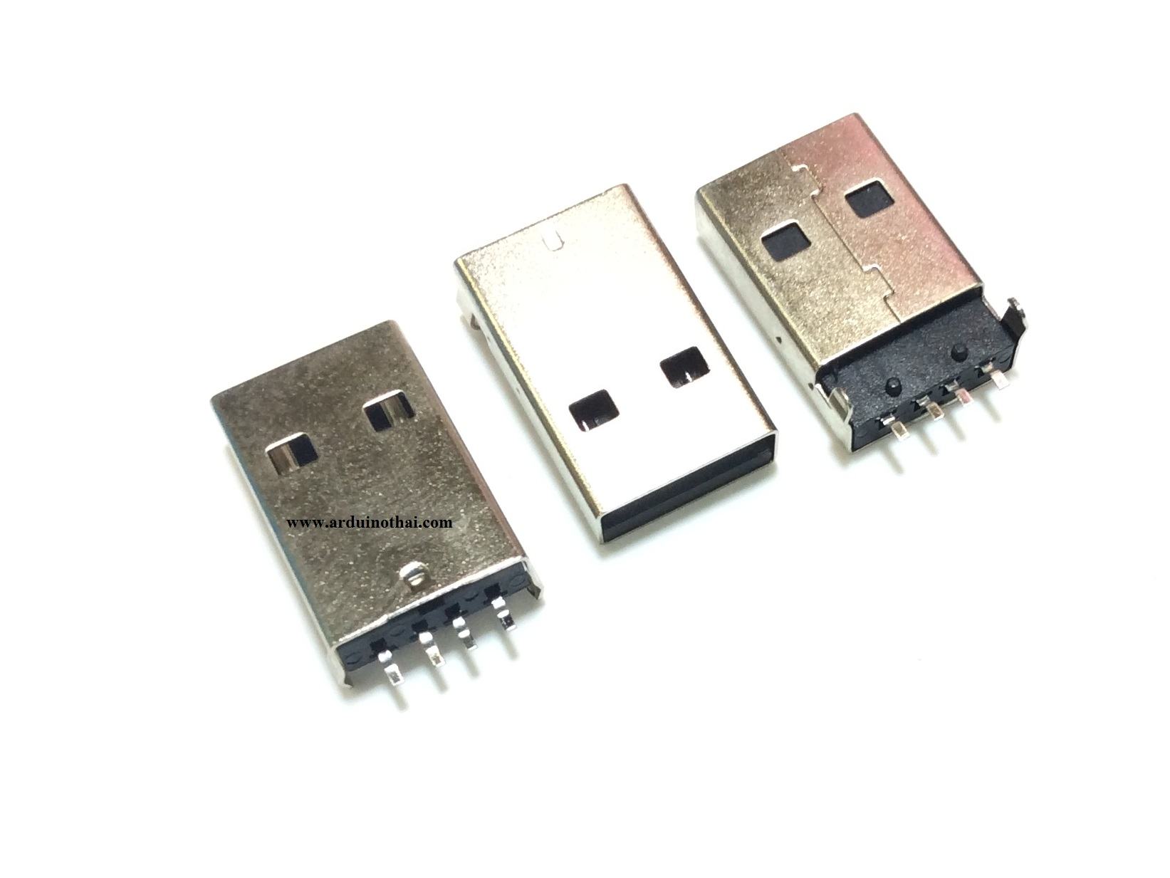 180 Degree feet USB male USB connector