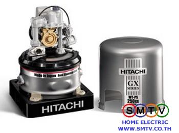 เครื่องปั๊มน้ำอัตโนมัติขนาด 300 วัตต์ ยี่ห้อ HITACHI รุ่น WT-PS300GXสอบถามราคา!!