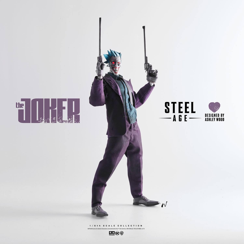 3A/THREEA 3A17003 STEEL AGE - THE JOKER