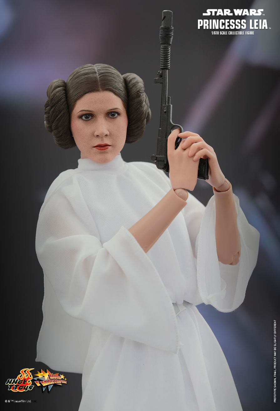 Hot Toys MMS 298 SW: EP IV NEW HOPE - PRINCESS LEIA (SE)
