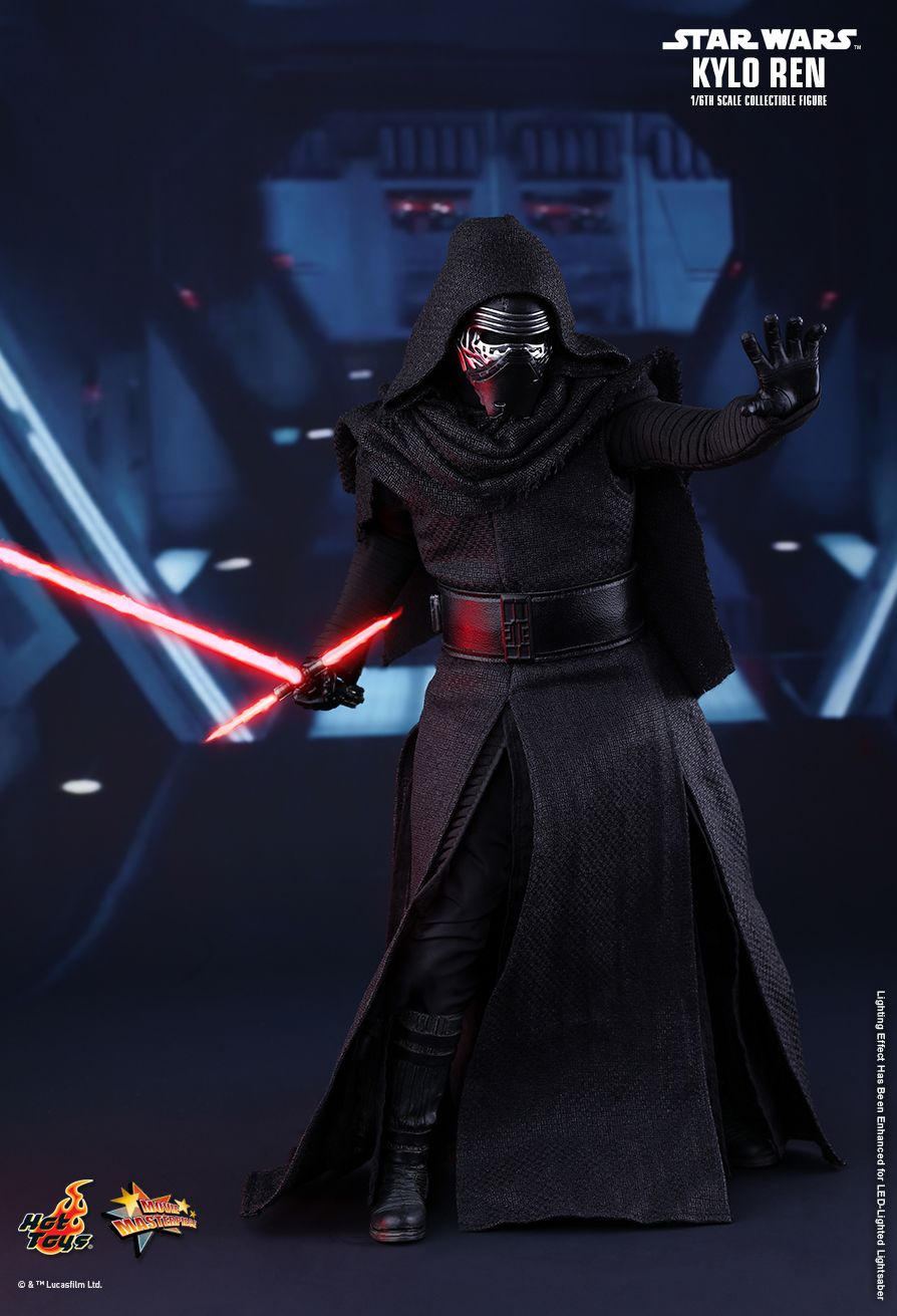 Hot Toys MMS320 SW: THE FORCE AWAKENS - KYLO REN