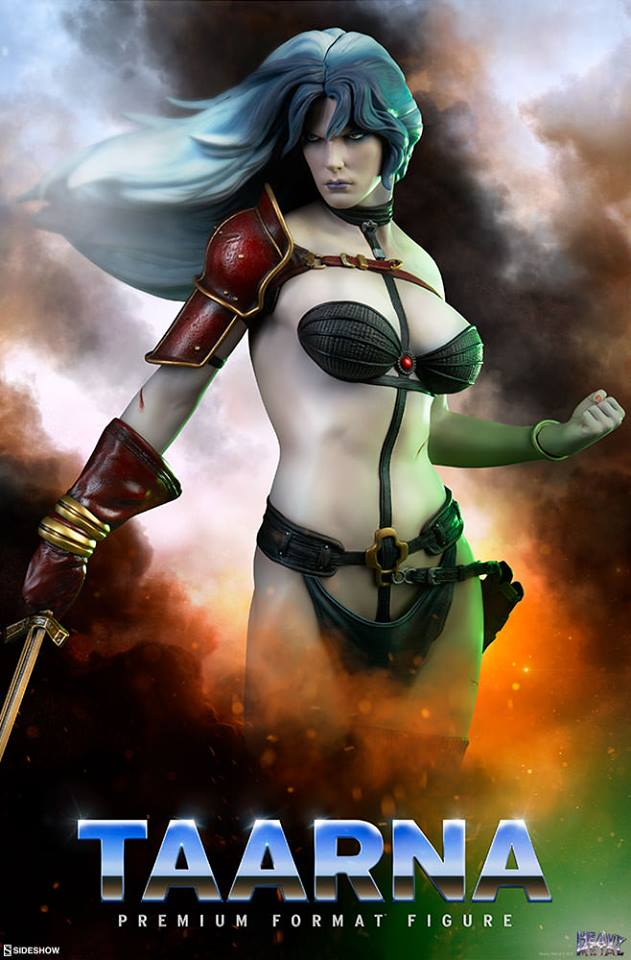 23/01/2018 Taarna Premium Format™ Figure by Sideshow Collectibles
