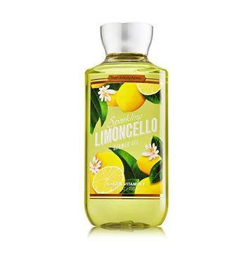 **พร้อมส่ง**Bath & Body Works Sparkling Limoncello Shower Gel 236ml. เจลอาบน้ำกลิ่นหอมติดกายนานตลอดวัน เนื้อเจลเข้มข้นบำรุงผิวให้รู้สึกชุ่มชื่นตั้งแต่ครั้งแรกที่ใช้เลยค่ะ กลิ่นหอมเย็นสดชื่น ของมิ้นท์มะนาว ที่ตัดความเปรี้ยวให้หอมนุ่มพอดีกับกลิ่นมัคส์ เ ,