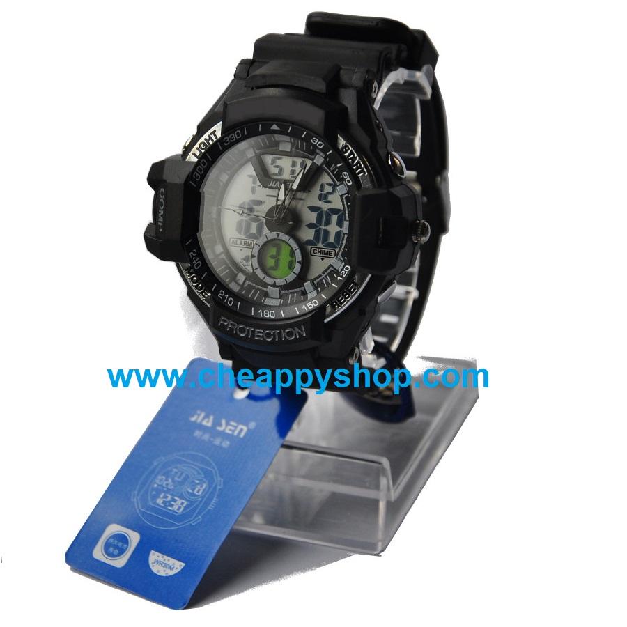 นาฬิกาข้อมือ สป๊อต 2 ระบบ