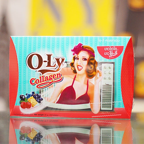 O-Ly Collagen by O White โอ-ลี่ คอลลาเจน ขาวไฮโซ ขาวโอลี่