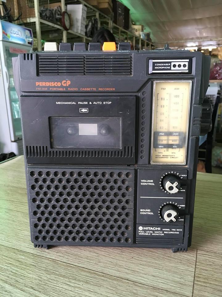 วิทยุ FM AM PERDISCO TRK-5010