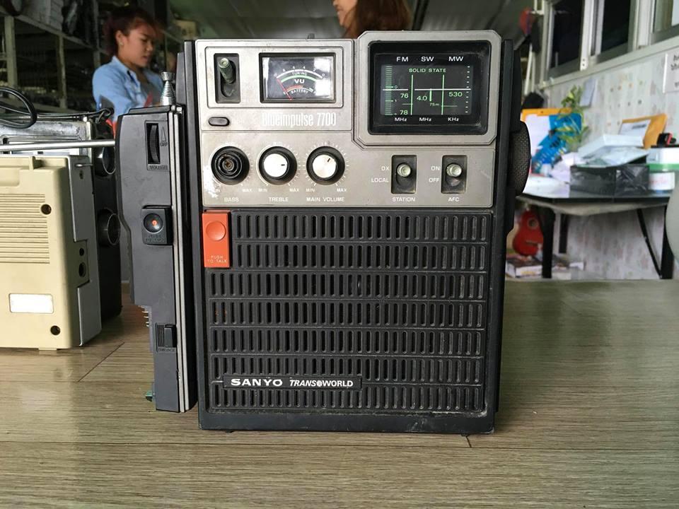 วิทยุ FM AM SANYO RP7700
